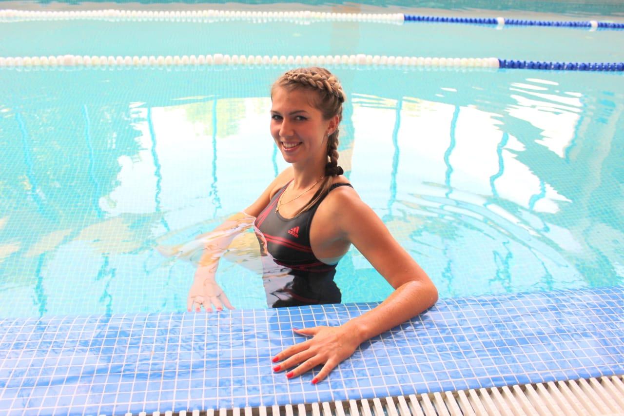 Котова Елена Владимировна - Преподаватель физкультуры и плавания, Инструктор по плаванию