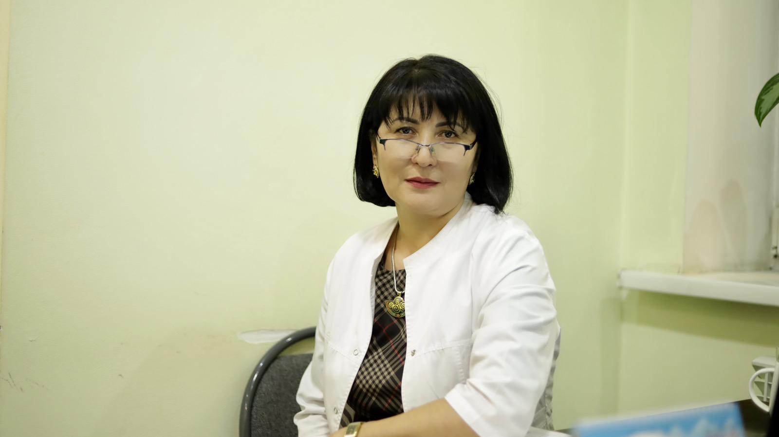 Смагулова Зауре Бериккановна - Врач-педиатр