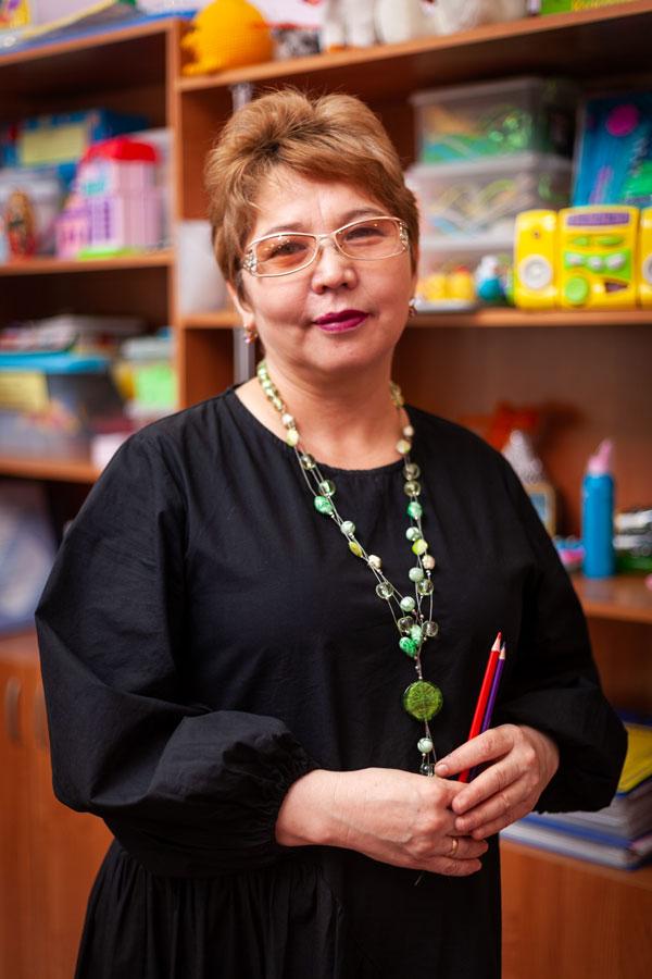 Даумбаева Гайни Зайнулловна - Воспитатель
