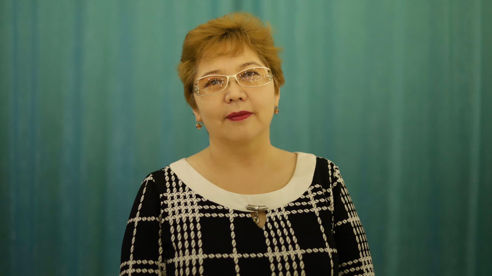 Дауымбаева Гайни Зайнулиновна - Воспитатель группы «Жемчужинки»