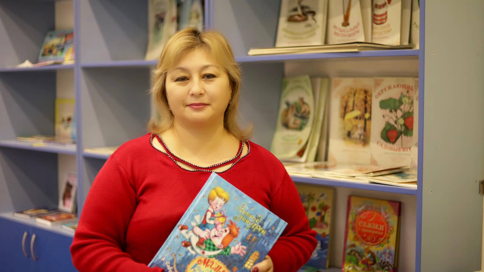 Ибрагимова Захида Маликовна - ВоспитательВоспитатель группы «Солнышко»