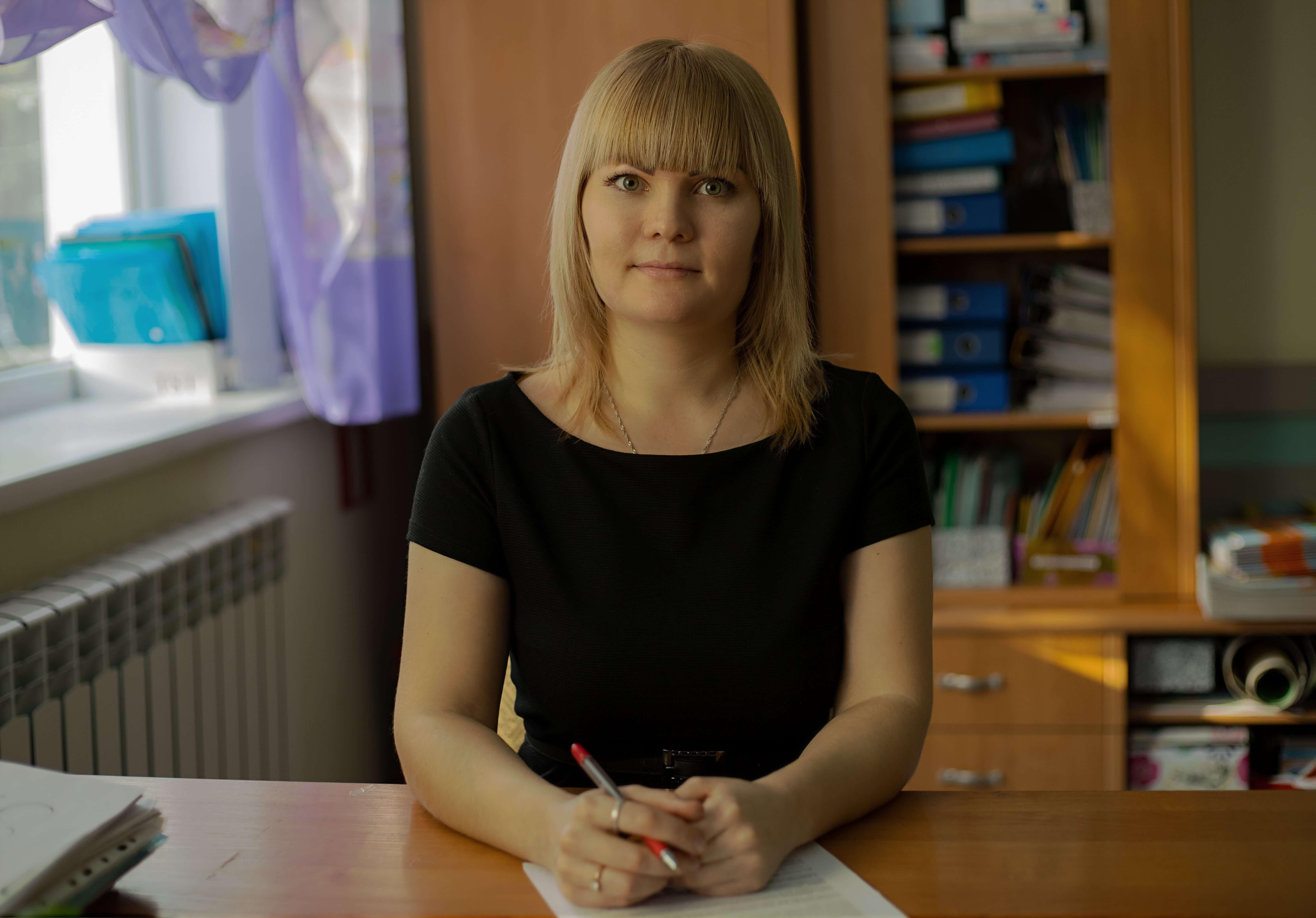 Лавринова Нина Викторовна - Психолог