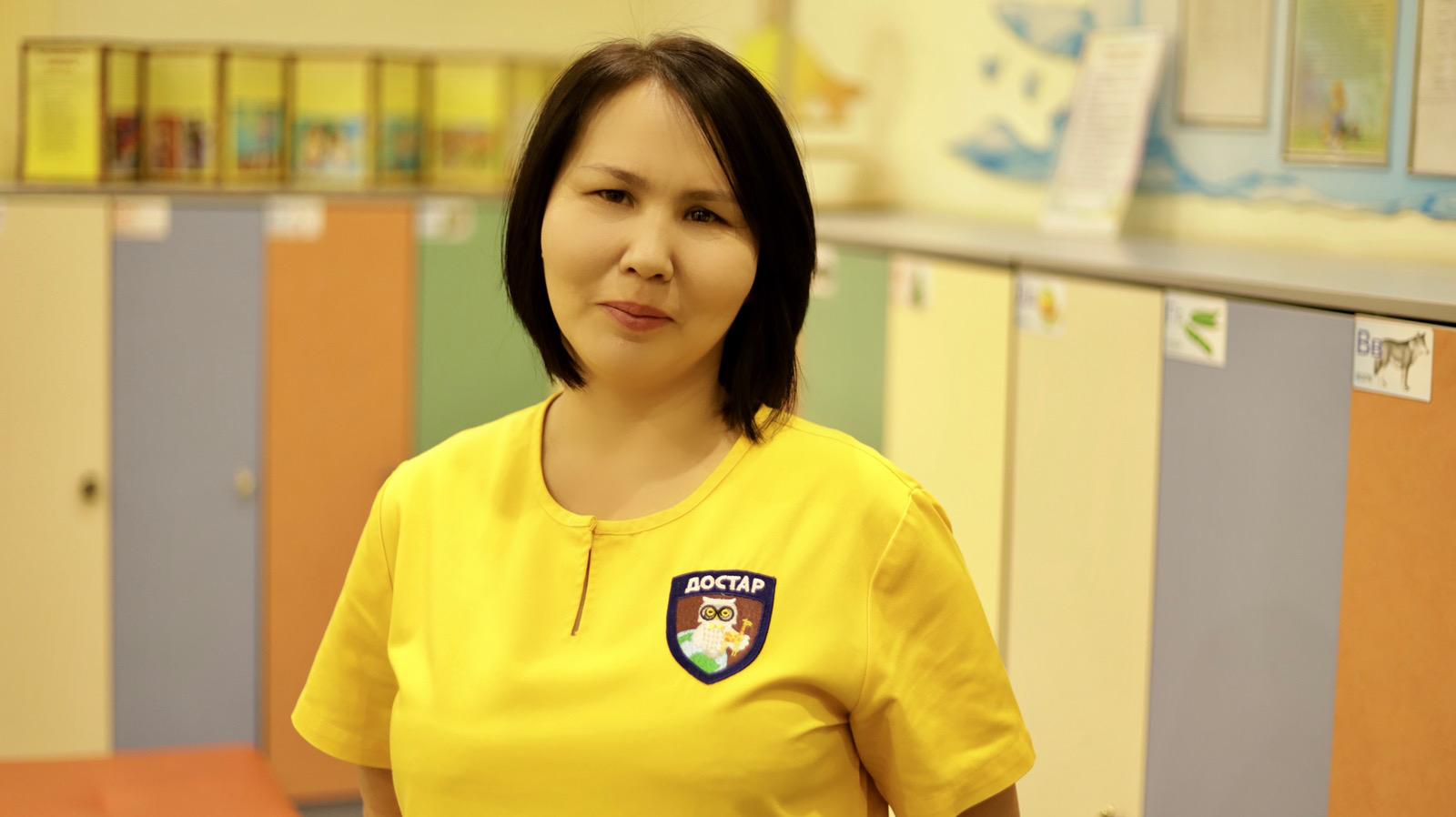 Тулеева Эльмира Балтабаевна - помощник воспитателя