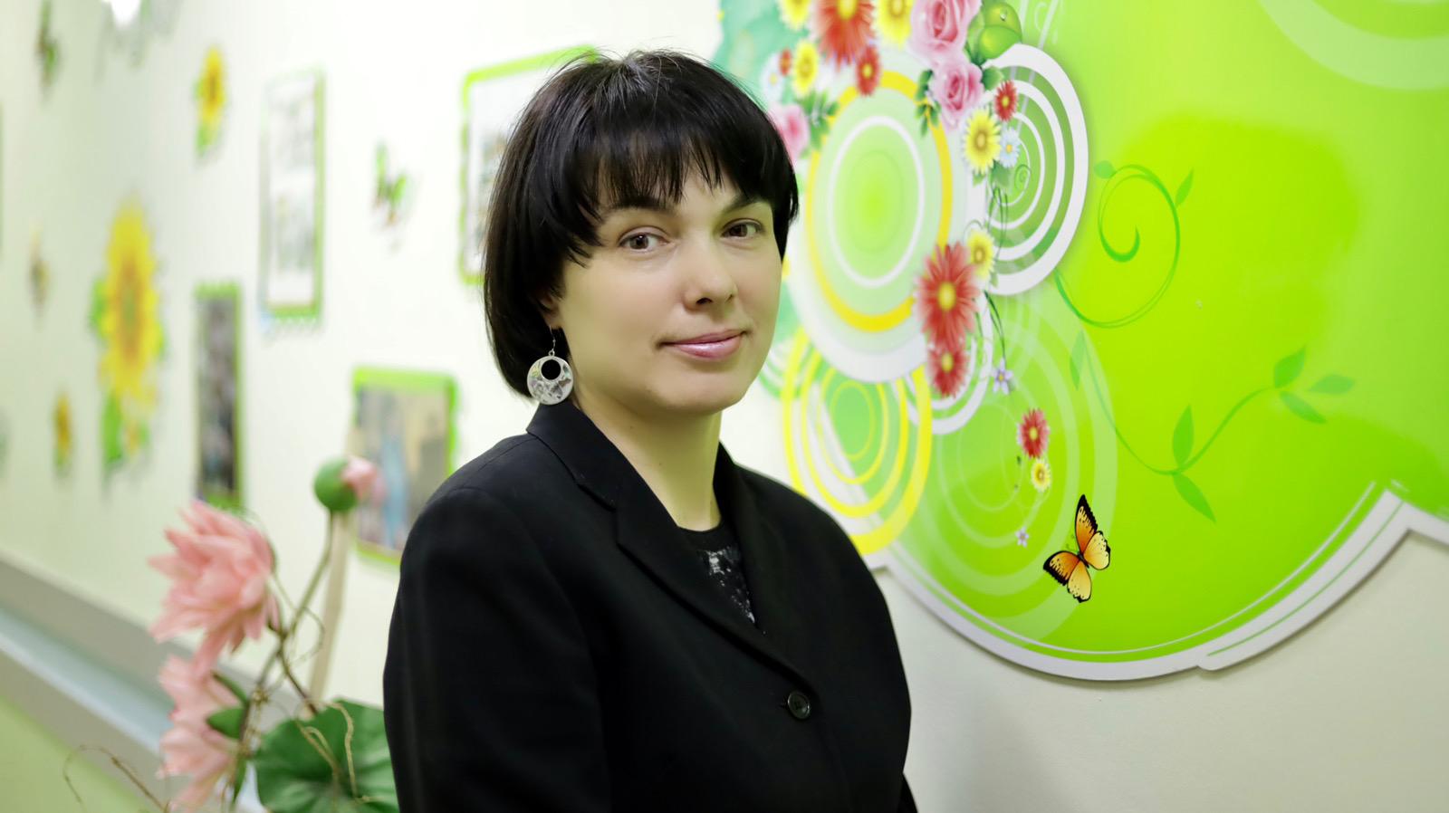 Кенисарина Светлана Витальевна - Преподаватель ИЗО