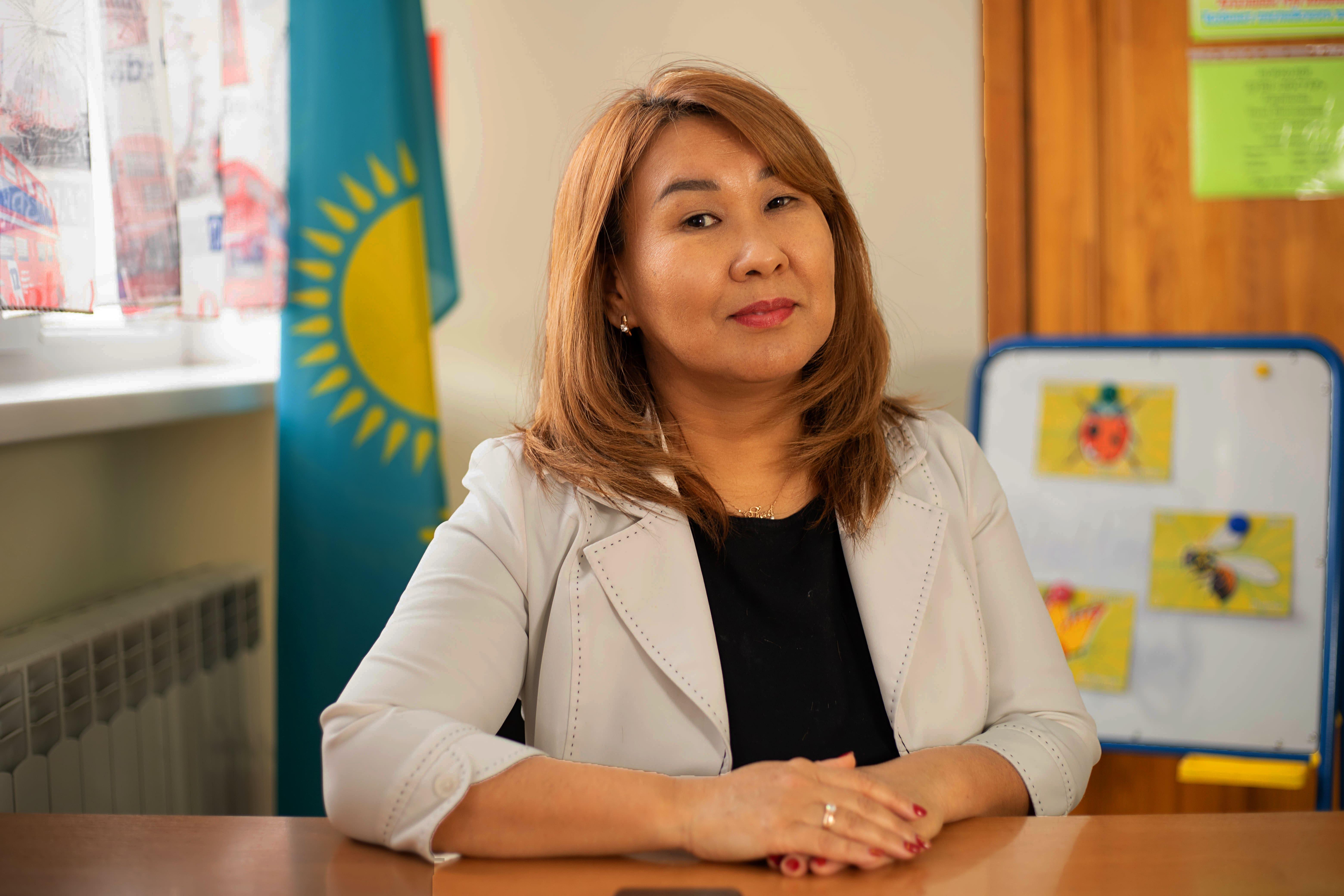 Кыстаубаева Гульчехрам Турсунжановна - Воспитатель