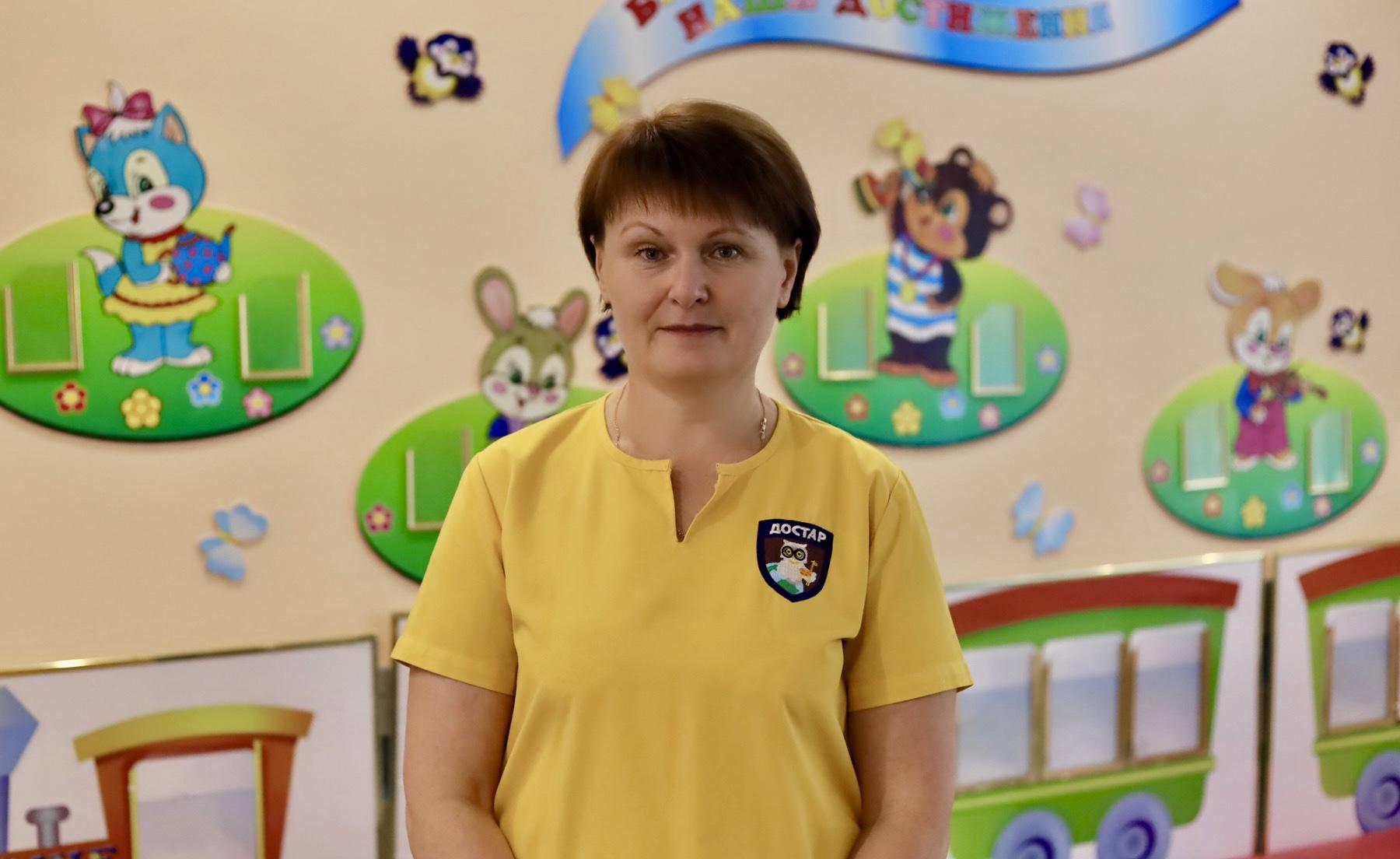 Кордубан Светлана Васильевна - помощник воспитателя группы