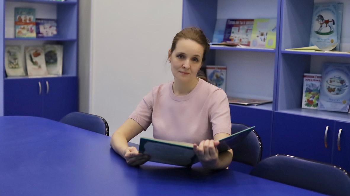 Цельгородцева Олеся Владиславовна - воспитатель старшей группы